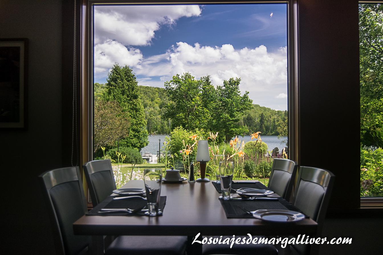 restaurante hotel la maurice en canadá - Hoteles en Canadá - los viajes de Margalliver